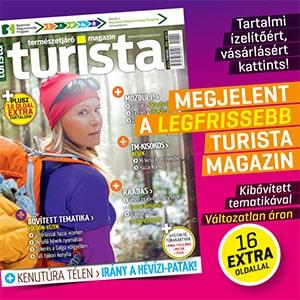 Turista Természetjáró Magazin